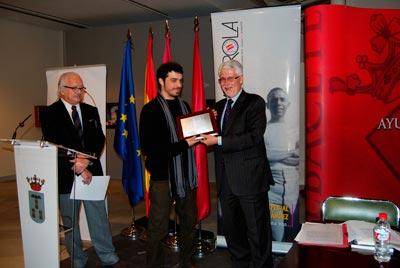 Entrega Premios XXVIII poesia y cuento 2