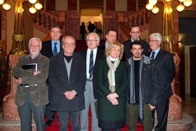 Entrega Premios XXVIII poesia y cuento