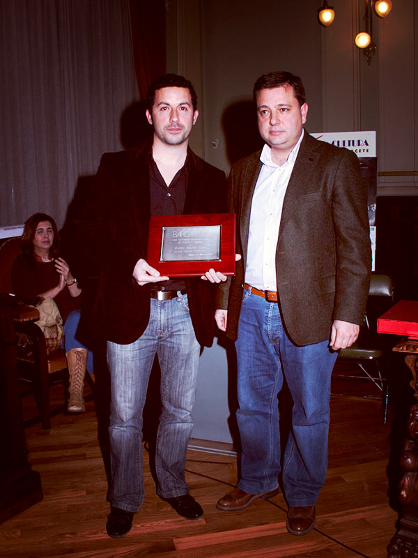 XXX entrega premios foto 2
