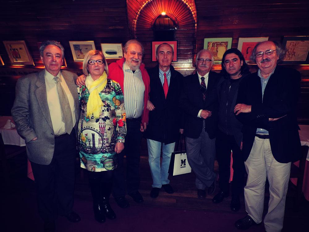 Jurado Poesia Premios Literarios XXXI